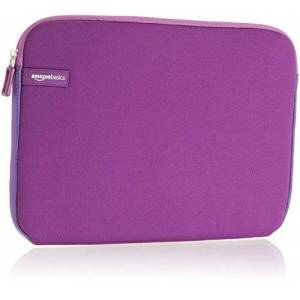 Amazon Basics 11.6-Inch Laptop Sleeve - Purple