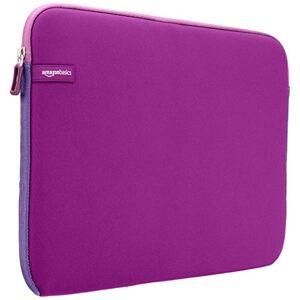 Amazon Basics 15-Inch to 15.6-Inch Laptop Sleeve - Purple