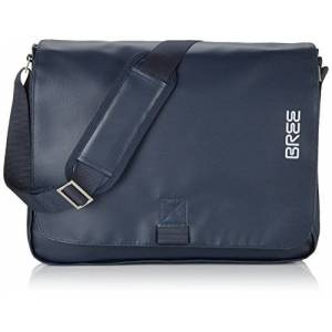 Bree Womens Punch Shoulder Bag 38cm Blue Size: One Size