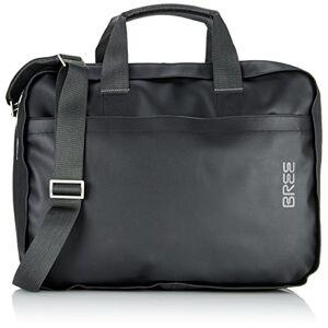 BREE Unisex Adult Pnch 67 Laptop Bag Black Size: One Size