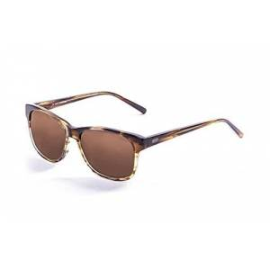 Ocean Sunglasses Ocean Taylor Sunglasses Unisex Adult Brown Stained