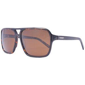 Ocean Sunglasses OceanGlasses - New York - Polarized Sunglasses - Frame : Brown - Lens : Smoked (19400.2)