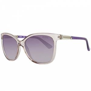 Guess Women's Sun GU7456 81B-58-17-135 Sunglasses, Multicolour, 58