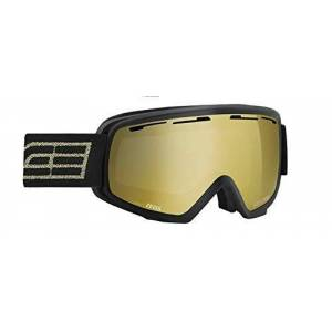 Salice 609DARWFV Ski Mask SR Black/Gold Unisex Adults, One Size
