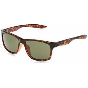 Nike Essential Chaser EV0999, Injected Sunglasses Tortoise/Black/Green Unisex Adult, Multicolor, Standard