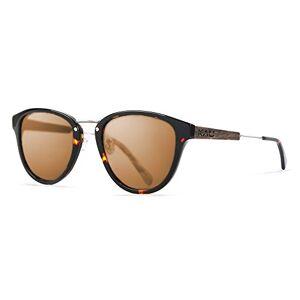 Kaue3|#kau Eyecreators KAU Eyecreators Venecia, Demy Brown Unisex Adult Sunglasses