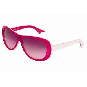Manish Arora Women's MNS-7503-191 Oversized Sunglasses, Pink