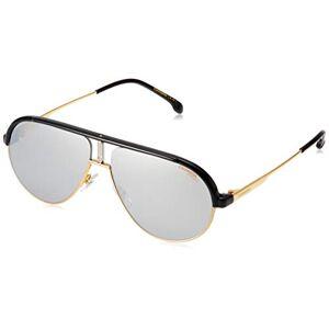 Carrera Men's 1017/S Sunglasses, Multicolour (Gold Blck), 62