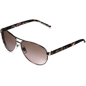 Ray-Ban Women's 0RA4004 Sunglasses, Gold (Rose Gold), 59