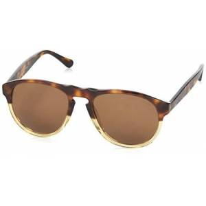 Oceeu #ocean Ocean Washington, Demy Brown Unisex Adult Sunglasses