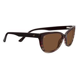 Bolle Brands Ltd. SERENGETI Women's Sophia Sunglasses, Tortoise, Medium