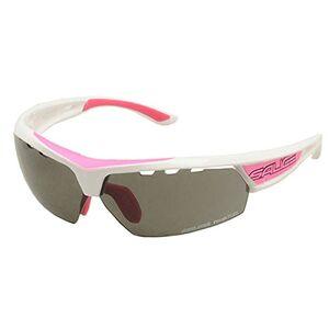 Salice 005PB–Cycling Glasses, Colour, Unisex adult, 005PB, White/Fuchsia, one size
