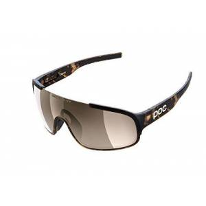 POC Unisex's Crave Glasses, Tortoise Brown/Brown Silver Mirror, One Size