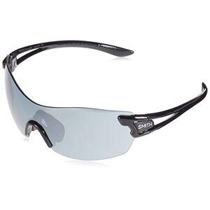 SMITH Women's Pivlock Asana/N Sports Sunglasses, Pearl/Bronze Sol-X, Size 99