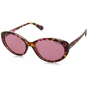 POLAROID Women's PLD 4087/S Sunglasses, Pink HAVN, 56