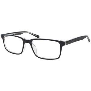 Dragon DR181 Kevin, Acetate Sunglasses Matte Black Crystal Unisex Adult, Multicolor, Standard