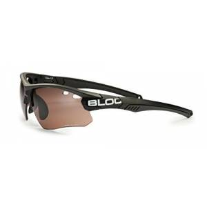 Bloc Eyewear Unisex's TITAN X630 Sports Sunglasses, Black, One Size
