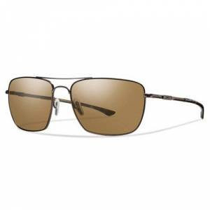 SMITH Men's Nomad/N Sports Sunglasses, Brown/Brown LZ, Size 59