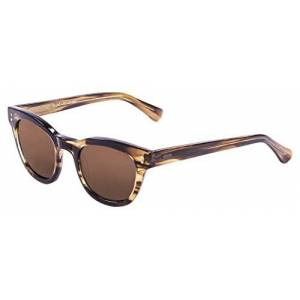Ocean Sunglasses Ocean Santa Cruz Sunglasses Brown Stained/Brown Lens
