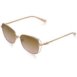Mondottica Ted Baker Sunglasses Women's TB158840257 Sunglasses, Matt Rose Gold, 57/17-140