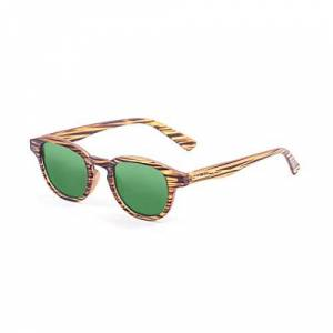 Pam3b #paloalto Sunglasses Paloalto Sunglasses Unisex Adult Laguna Beach Sunglasses, Stripped Brown