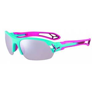 Cébé S'Pring 2.0 Sunglasses Matt Blue Gradient Pink Medium Women's