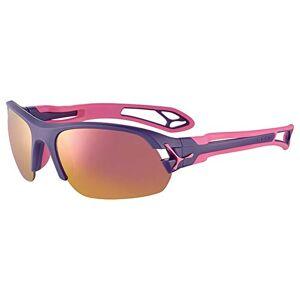 Cébé Women's S'Pring 2.0 Sunglasses Matt Purple Pink Medium