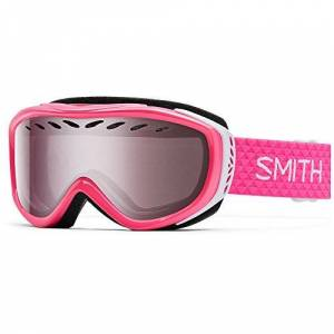 Smith Transit Pro Adults 'Snow Goggles, Unisex, Skibrille Transit Pro, Pink