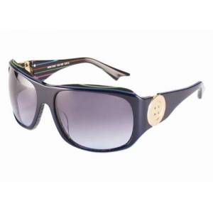 Manish Arora Women's MNS-7502-106 Oversized Sunglasses, Blue