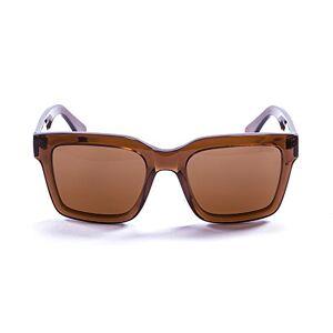 Ocean Sunglasses Ocean Jaws Sunglasses Dark Brown/Clear Brown Lens
