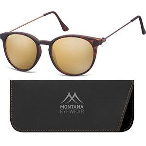 Montana MS33 Sunglasses, Multicoloured (Turtle/Revo Gold), 50-17-145