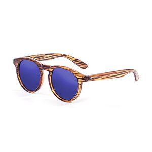 Pam3b|#paloalto Sunglasses Paloalto Sunglasses Unisex Adult Newport Sunglasses, Stripped Brown