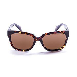 Ocean Sunglasses Ocean Santa Monica Demy Sunglasses Brown/Brown Lens