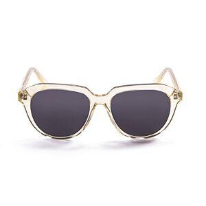 Ocean Sunglasses Ocean White Gold Mavericks Sunglasses Clear/Smoke Lens