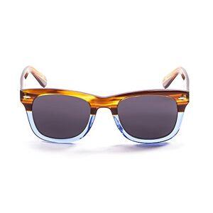 Ocean Sunglasses Ocean Lowers Sunglasses Brown/Blue Down/Smoke Lens