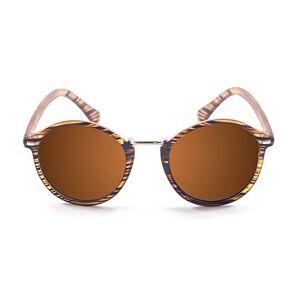 Pam3b|#paloalto Sunglasses Paloalto Sunglasses Unisex Adult Maryland Sunglasses, Stripped Brown
