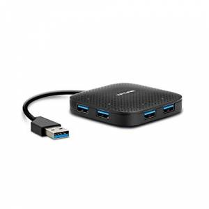 TP-LINK UH400 USB 3.0 4 Port Portable Data Hub for Mac, iMac, MacBook Pro Air, Ultrabooks, Windows 8 Tablet and Any PC