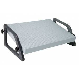 Wedo Relax Footrest Tilting with Small Compartment Rear H70-210mm Platform 450x350mm Ref 2751
