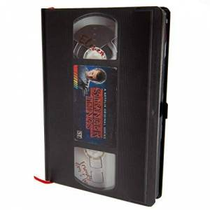 Pyramid Stranger Things A5 Premium Notebook VHS-Style Season 1 - Official Merchandise