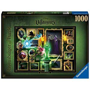 Ravensburger 15025 Malefica Disney Villainous Maleficent, 1000pc Jigsaw Puzzle, Multicoloured