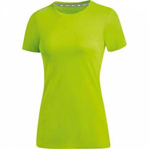 JAKO Women's Run 2.0 T-Shirt, neon Green, 34