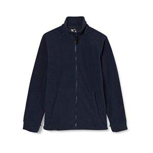 Regatta Professional Men's Thor III Interactive Workwear Fleece Jacket, Dark Navy, size Small