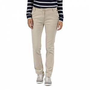 Regatta Women's Querina Chino Trousers, Warm Beige, Size 14