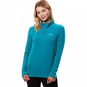 Regatta Women's Sweethart Lightweight Half-Zip Symmetry Fleece, Blue (Deep Lake), 26