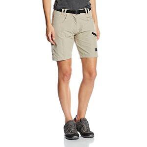 Deproc Active Kenora Elastic Women's Shorts Beige sand Size:22