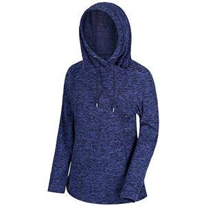 Regatta Women's Kizmit II Lightweight Cowl Neck Hooded Fleece, Navy, 16 (Manufacturer Size: L)
