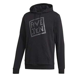 adidas 5.10 Gfx Hoodie Long Sleeve T-shirt, Man, mens, FT2932, Black, XS