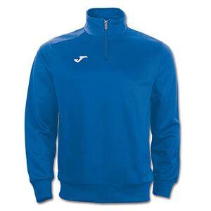 Joma Faraon Men's 1/2Zip Sweatshirt, Blue, S