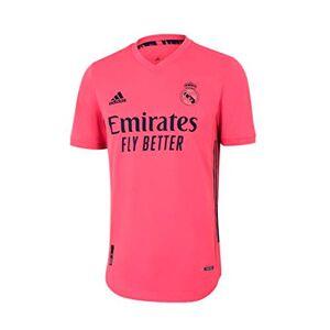 adidas Men's REAL A JSY AU T-Shirt, Spring Pink, XS