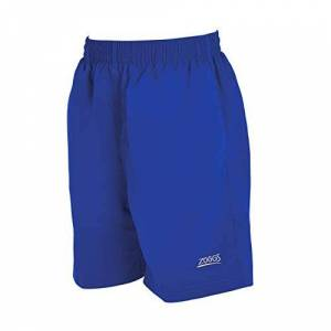 Zoggs Boys Penrith Shorts, Speed Blue, 29 Inch, 14-15 Years, X-Large